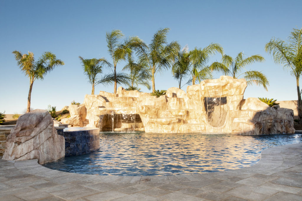 Adding A Water Feature To Your Desert Oasis