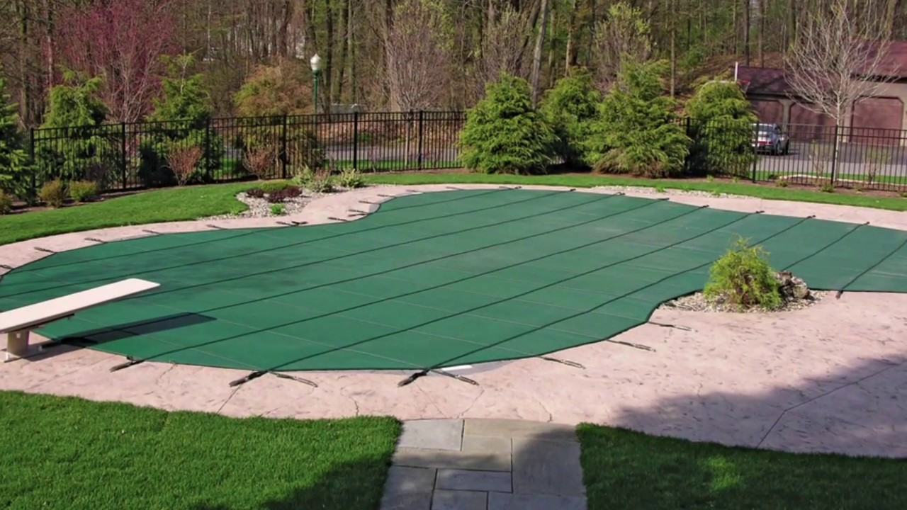 Mesh Versus Solid Safety Covers